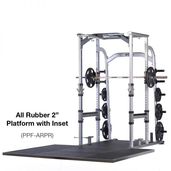 Proformance Plus Deluxe Power Rack (PPF-800)