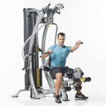 Hybrid Home Gym (SXT-550) with Optional Leg Press (SXT-LP)