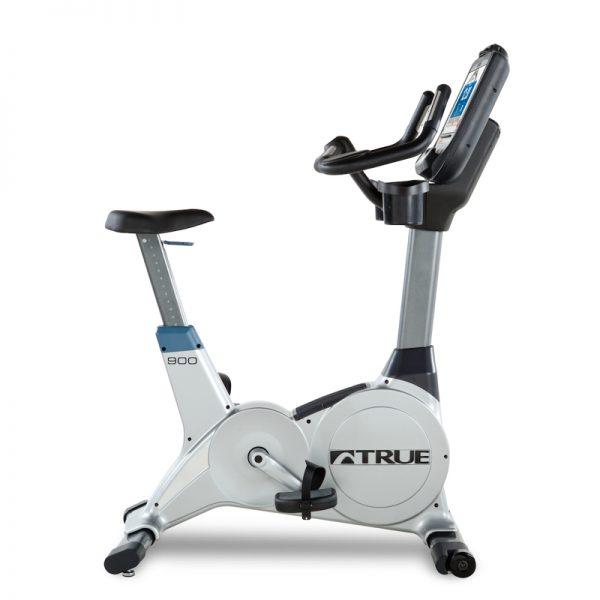 TRUE C900 Upright Bike at Fitness Gallery