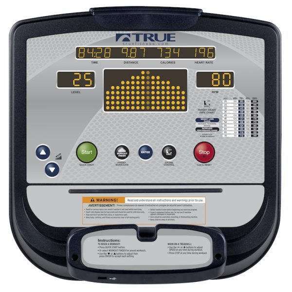 TRUE Fitness Emerge Console