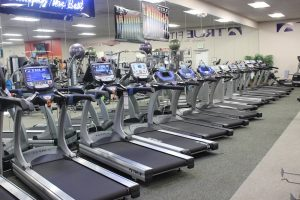 TRUE Treadmills at Fitness Gallery-min