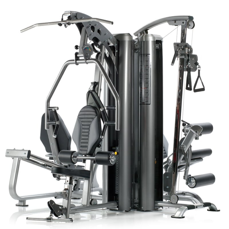Tuffstuff Apollo 7400 4 Station Multi Gym Fitness Gallery