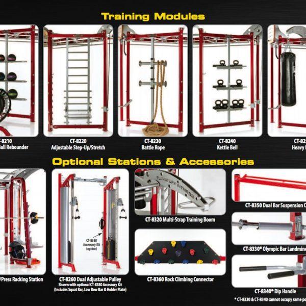 CT Fitness Trainer (CT-4000)