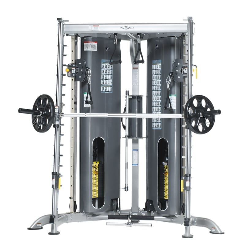 TuffStuff Multi Functional Trainer +Smith Press (CXT-225