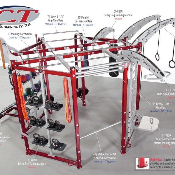 Pod Fitness Trainer (CT-2000)