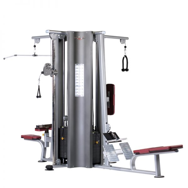 Proformance Plus 4-Station Jungle Gym (PPMS-4000)