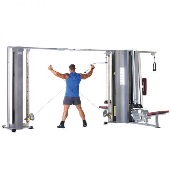 Proformance Plus 6-Station Jungle Gym (PPMS-6000)