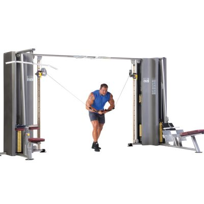 Proformance Plus 5-Station Jungle Gym (PPMS-5000)