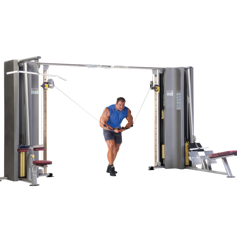 TuffStuff Proformance Plus 5-Station Jungle Gym
