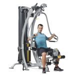 Hybrid Home Gym (SXT-550) with Optional Leg Press (SXT-LP)