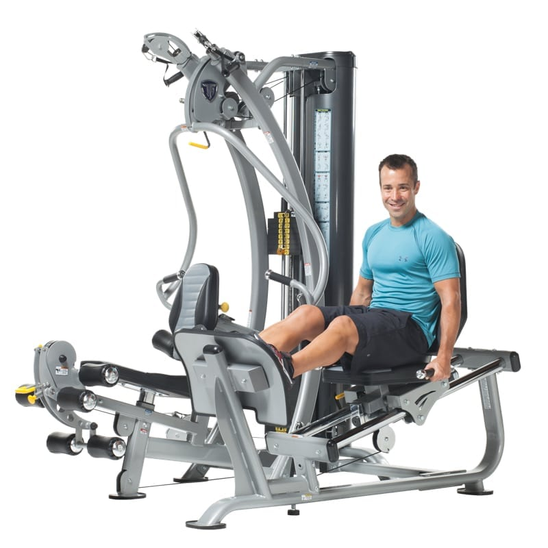 TuffStuff Hybrid Home Gym (SXT-550) With Optional Leg