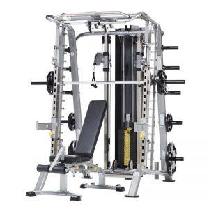 Evolution Smith Machine / Half Cage Ensemble (CSM-725WS)