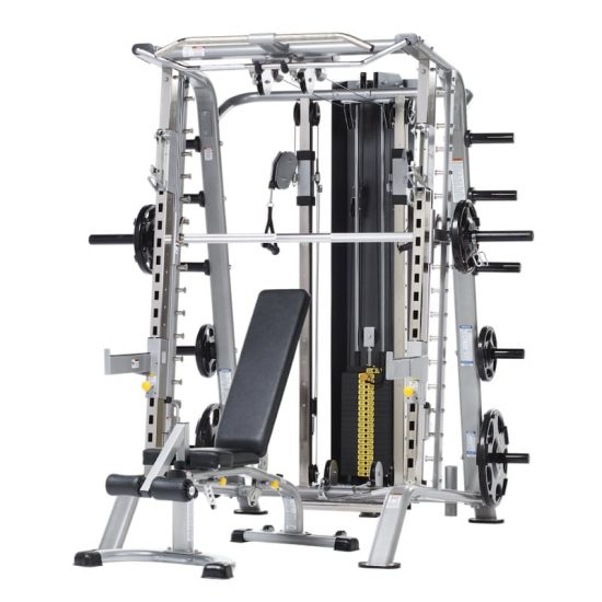 Evolution Smith Machine / Half Cage Ensemble (CSM-725WS)