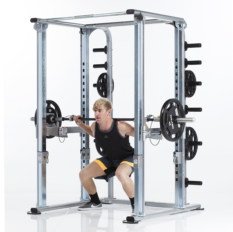 XPT-900 Sport Self Spotting Power Cage