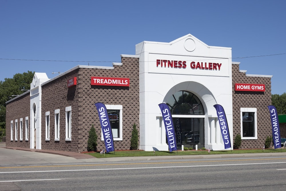 Fitness Gallery Exercise Equipment Store - S. Colorado Blvd