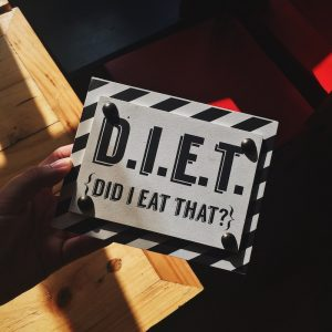 Fitness Gallery Diet - Did I Eat That
