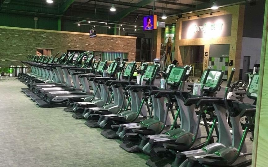 TRUE Fitness commercial treadmills and ellipticals