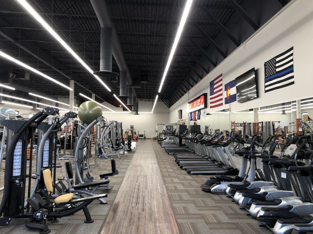 Colorado Fitness Equipment Store
