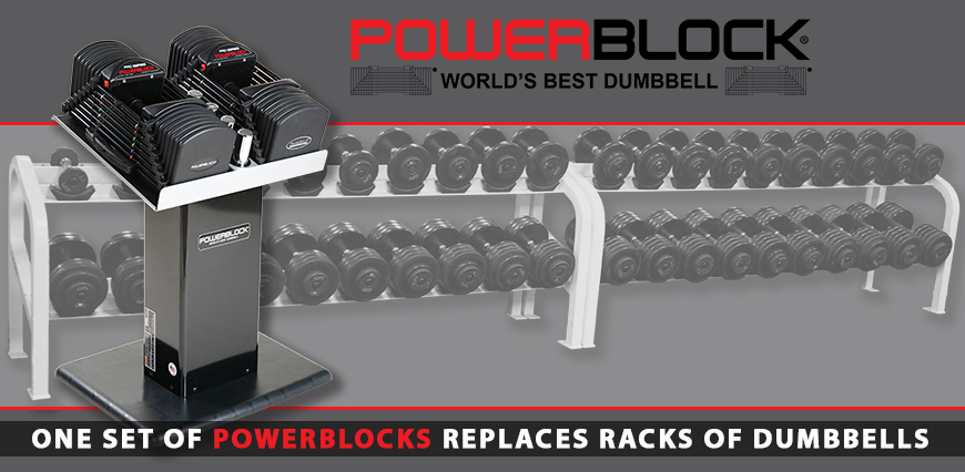 PowerBlock Adjustable Dumbbells Vs. Traditional Dumbbells