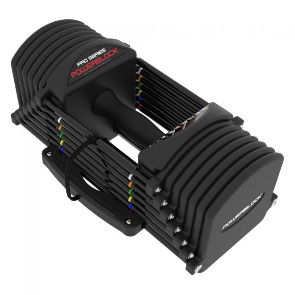 PowerBlock Pro 32 Set - Adjustable Dumbbells