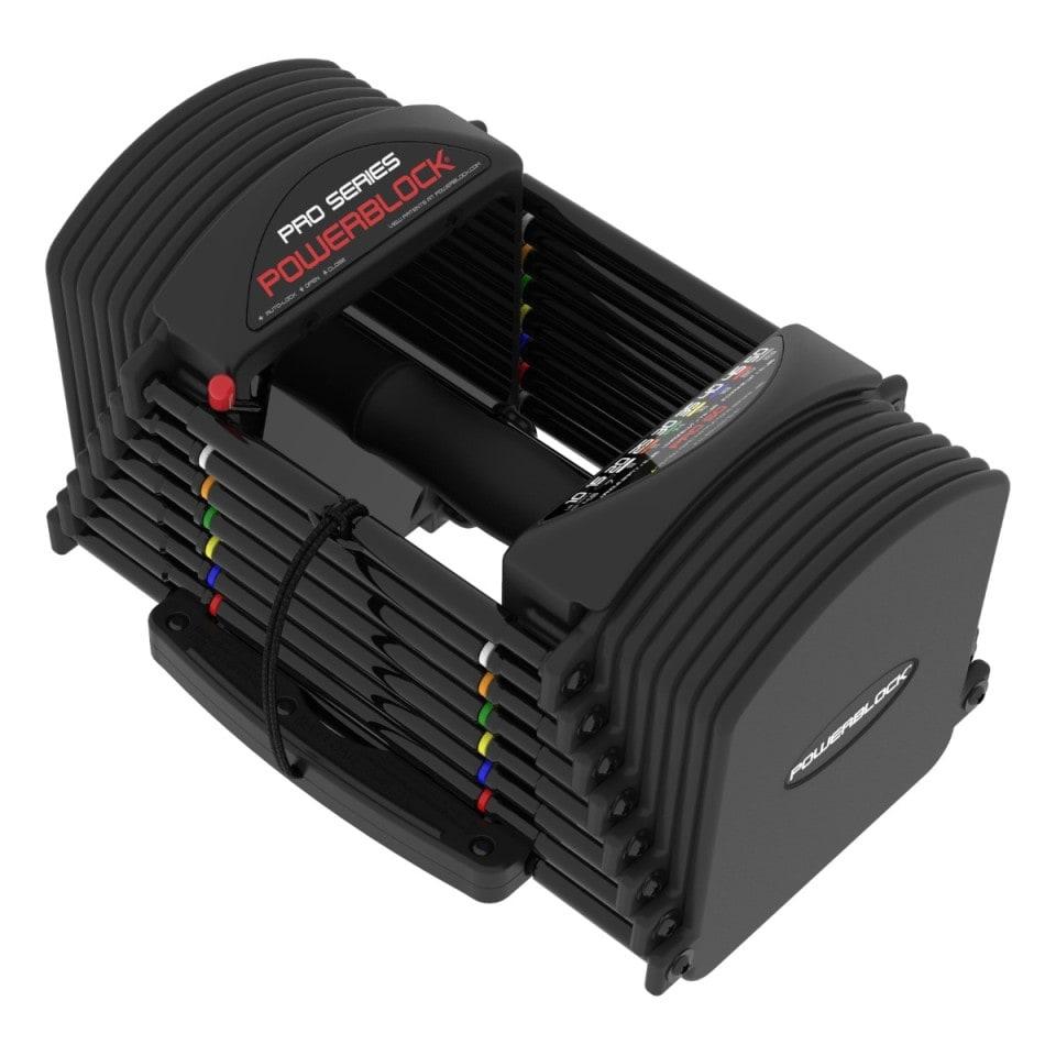 0d67dcfec PowerBlock Pro 50 Set (5-50lbs) – Adjustable Dumbbells