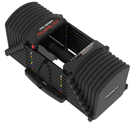 PowerBlock Pro 50 Dumbbells
