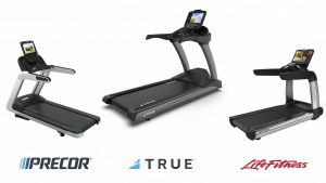 Precor vs. TRUE Fitness vs. Life Fitness Treadmills