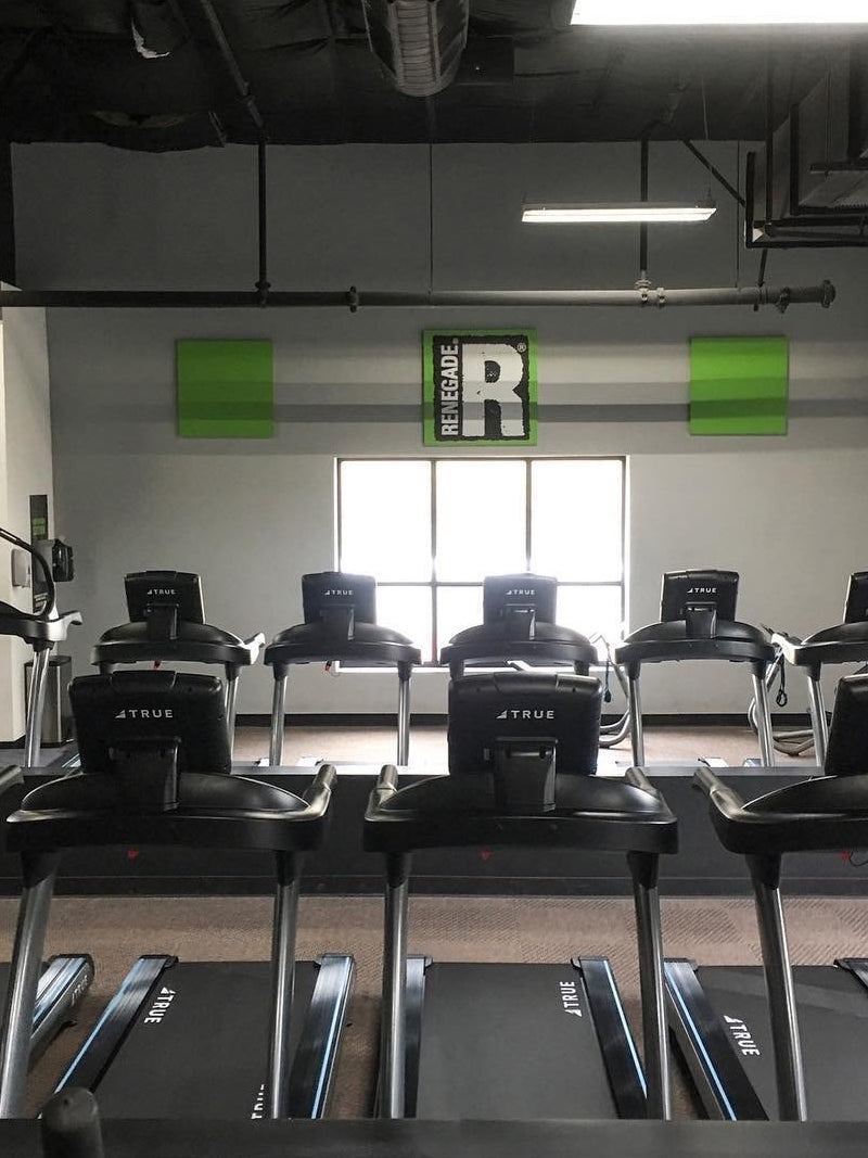 TRUE Fitness Commercial Gym Install