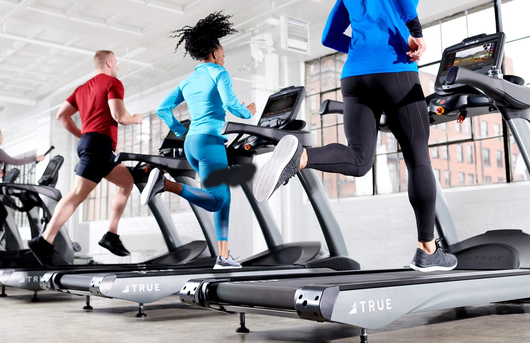 TRUE Fitness Commercial Treadmills at Fitness Gallery