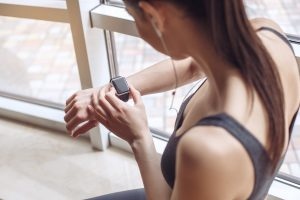 TRUE Fitness Treadmills - heart rate monitoring