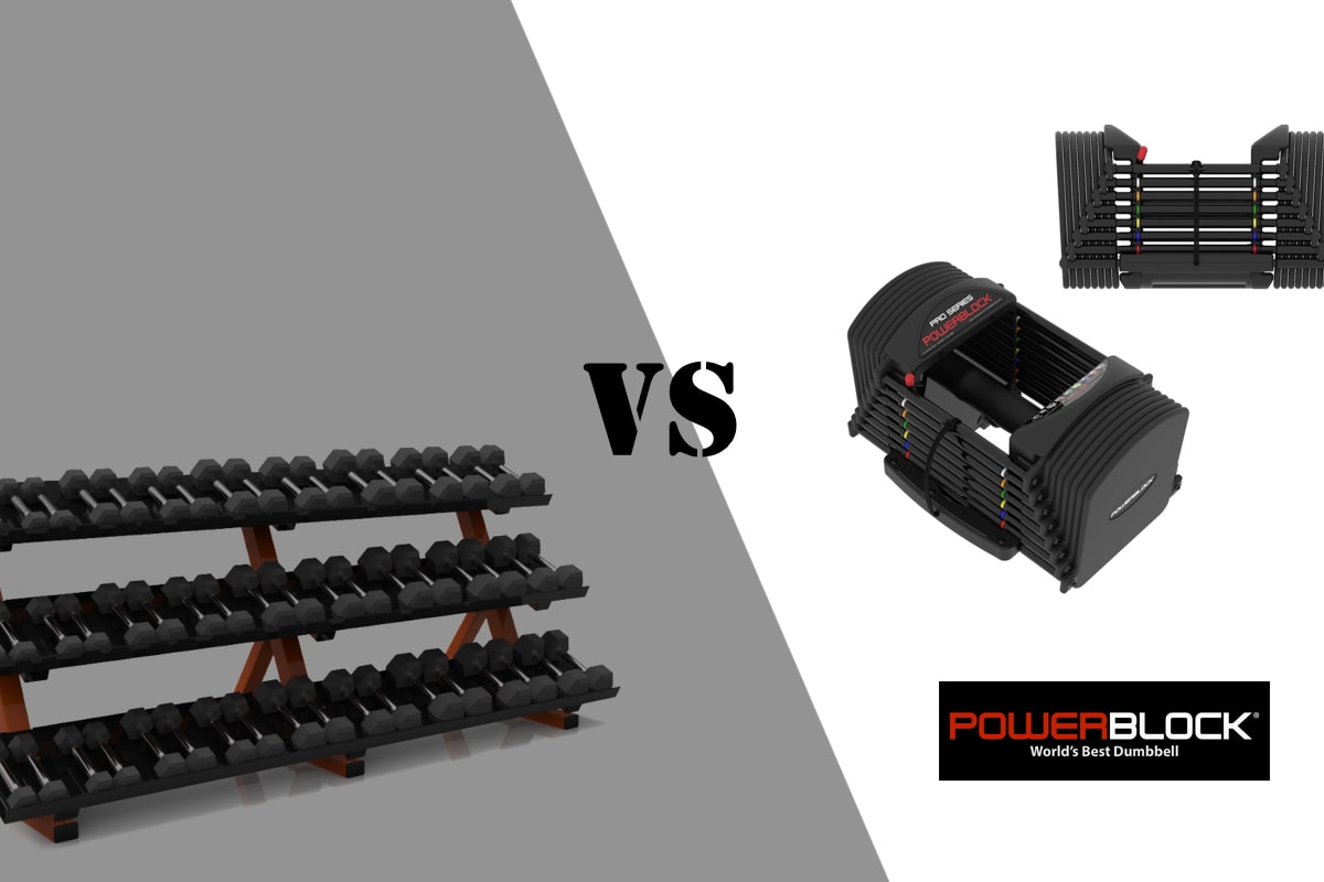 Compare Traditional Vs. Adjustable Dumbbells at Fitness Gallery