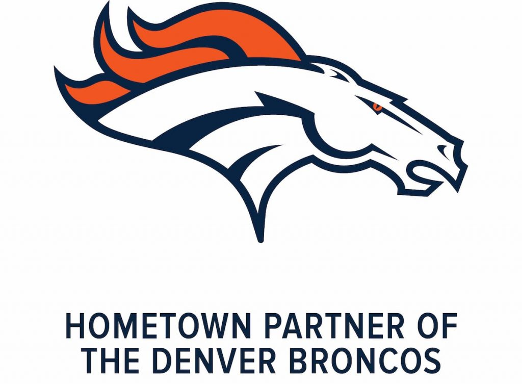Hometown Partner of the Denver Broncos