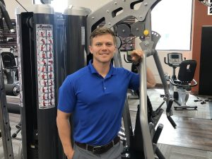 Chase Rohlfs - Commercial Sales at Fitness Gallery