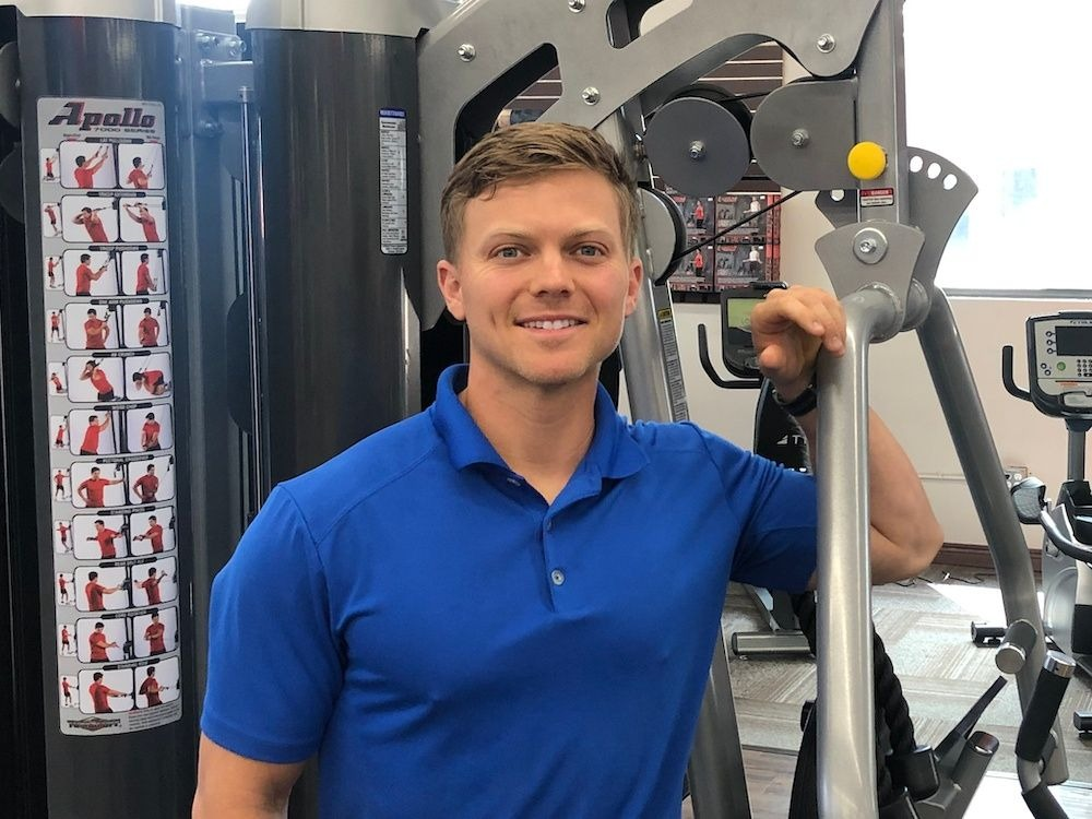 Chase Rohlfs - Commercial Fitness Sales