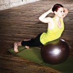 LifeLine PRO Exercise Ball 55cm