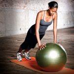 LifeLine PRO Exercise Ball 65cm - Push Up