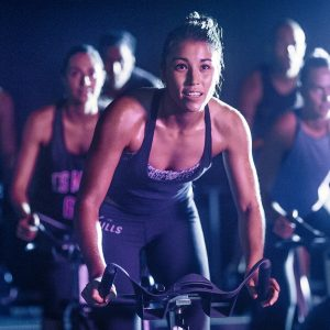 Stages Les Mills Virtual Indoor Bike