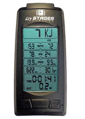 Stages SC Series Bike Console