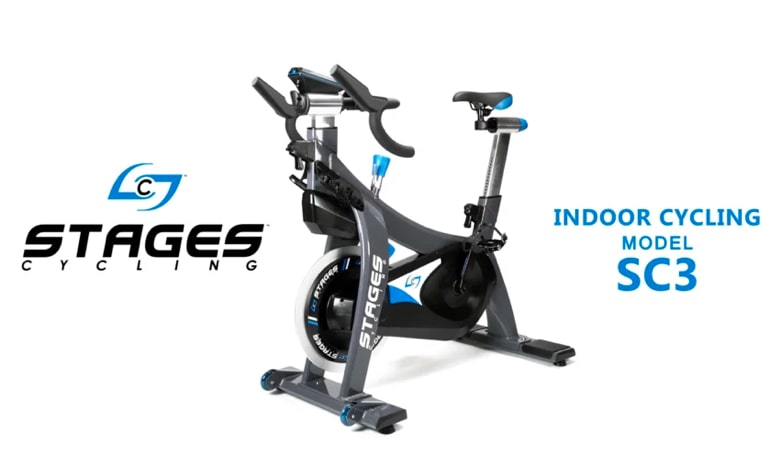 Stages SC3 Indoor Bike at Fitness Gallery