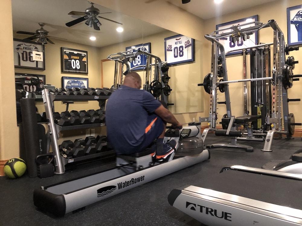 Rod Smith M1 WaterRower - Home Gym