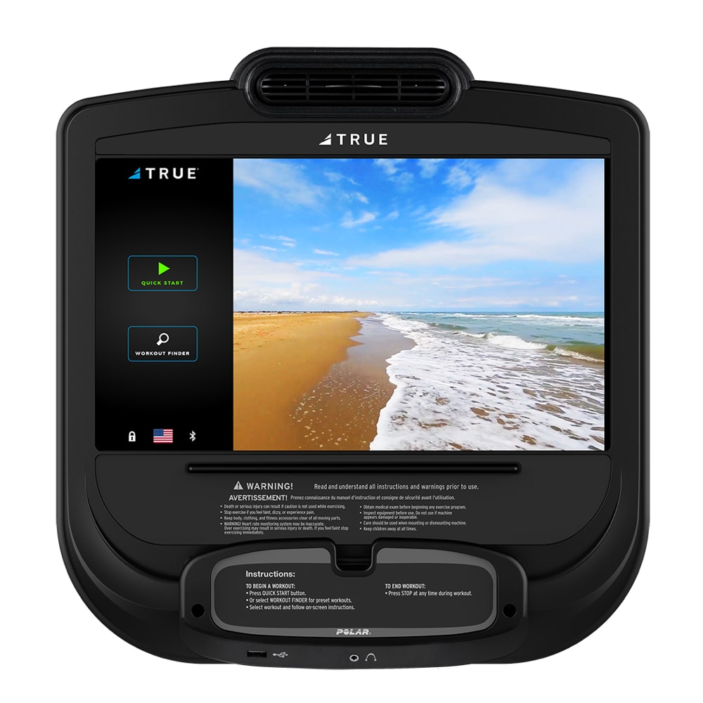 TRUE ENVISION 16 Console Display - PNG