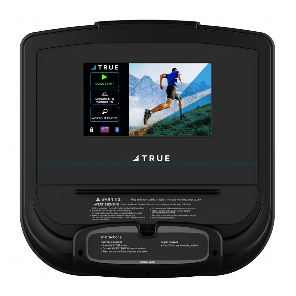 TRUE ENVISION 9 Console Display - PNG