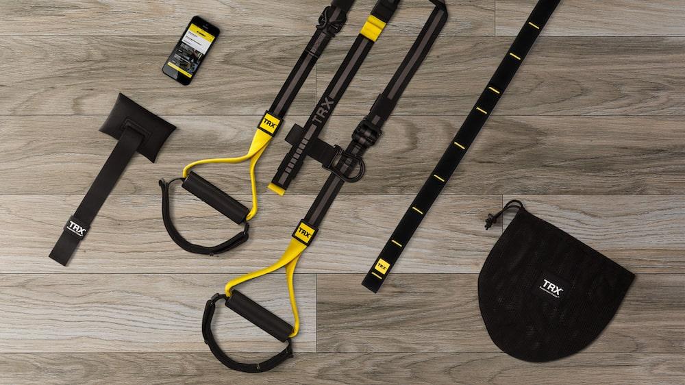 TRX Home2 Suspension Trainer Set