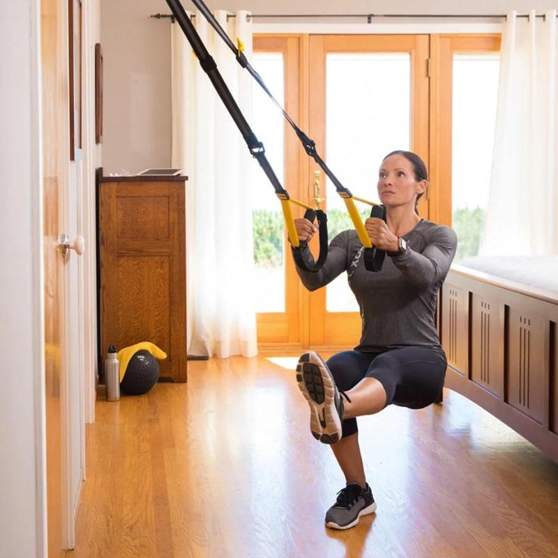 Trx Pro4 System Suspension Resistance Training Fitness