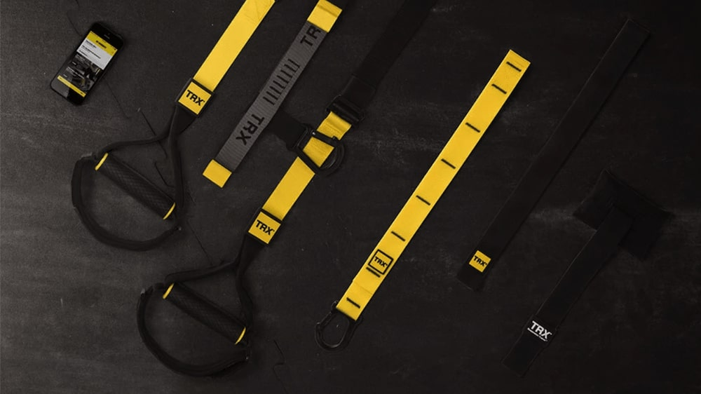 TRX Pro4 Suspension Training System