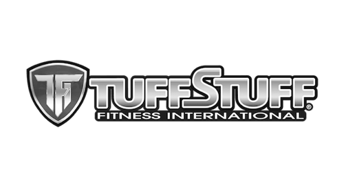 TuffStuff Fitness International Inc. Logo - Grey