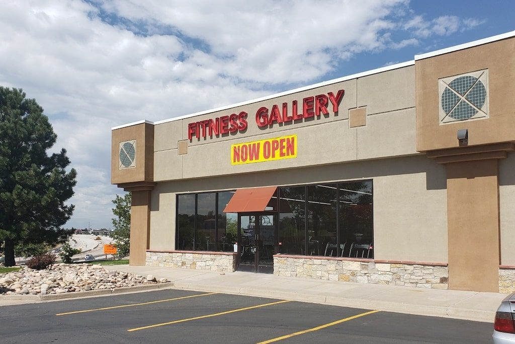 Fitness Gallery Lone Tree Store 8449 S. Yosemite St