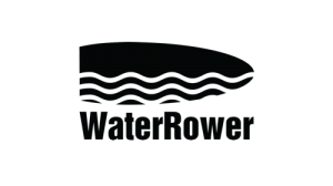 WaterRower Logo - Rowing Machines at Fitness Gallery