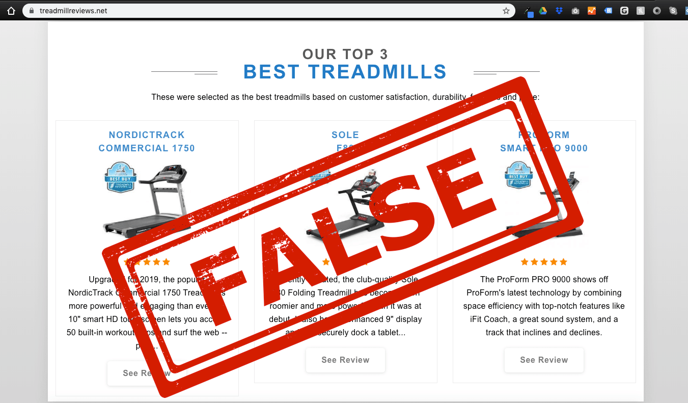 Treadmill Reviews - Best Home Treadmill