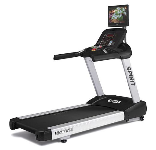 Spirit CT850 Treadmill with Upgraded Console Display